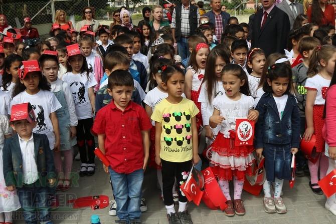 Akhisar'da 23 Nisan Çocuk Bayramı'nın 96.Yıl Kutlama Programı 46