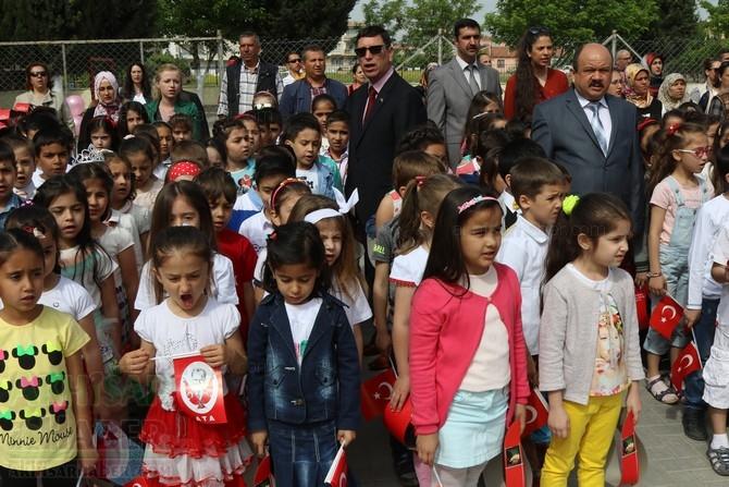 Akhisar'da 23 Nisan Çocuk Bayramı'nın 96.Yıl Kutlama Programı 47