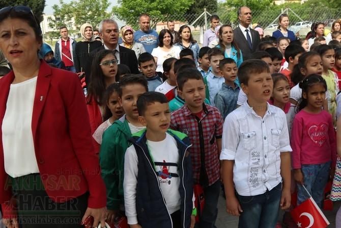 Akhisar'da 23 Nisan Çocuk Bayramı'nın 96.Yıl Kutlama Programı 48