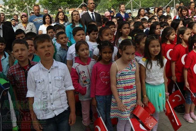 Akhisar'da 23 Nisan Çocuk Bayramı'nın 96.Yıl Kutlama Programı 50