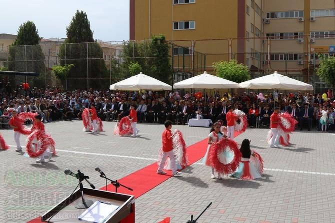 Akhisar'da 23 Nisan Çocuk Bayramı'nın 96.Yıl Kutlama Programı 56