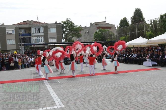 Akhisar'da 23 Nisan Çocuk Bayramı'nın 96.Yıl Kutlama Programı 57