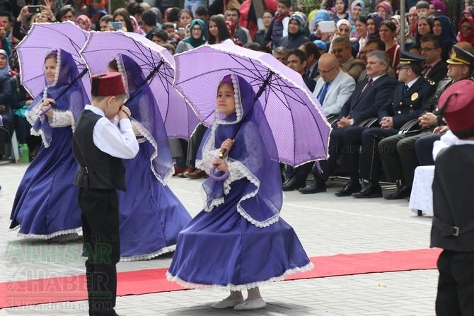 Akhisar'da 23 Nisan Çocuk Bayramı'nın 96.Yıl Kutlama Programı 62