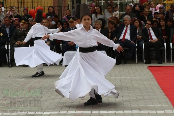 Akhisar'da 23 Nisan Çocuk Bayramı'nın 96.Yıl Kutlama Programı 64