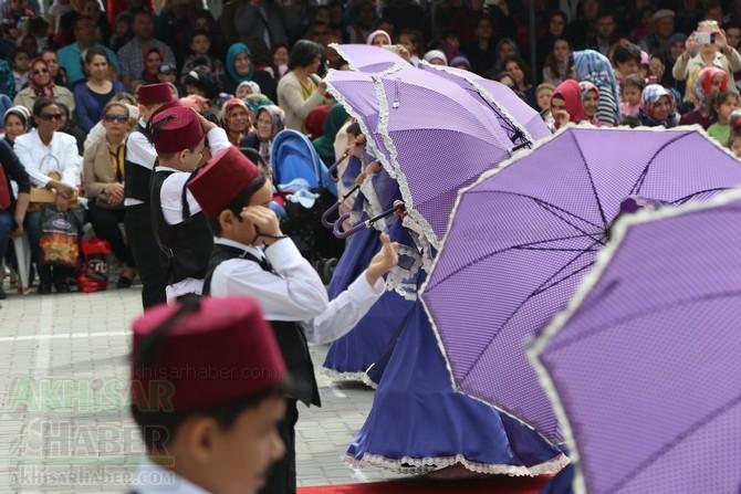 Akhisar'da 23 Nisan Çocuk Bayramı'nın 96.Yıl Kutlama Programı 67