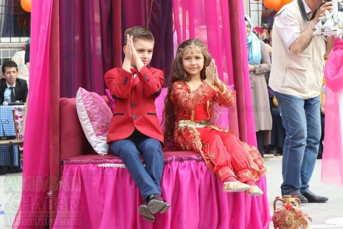 Akhisar'da 23 Nisan Çocuk Bayramı'nın 96.Yıl Kutlama Programı 78