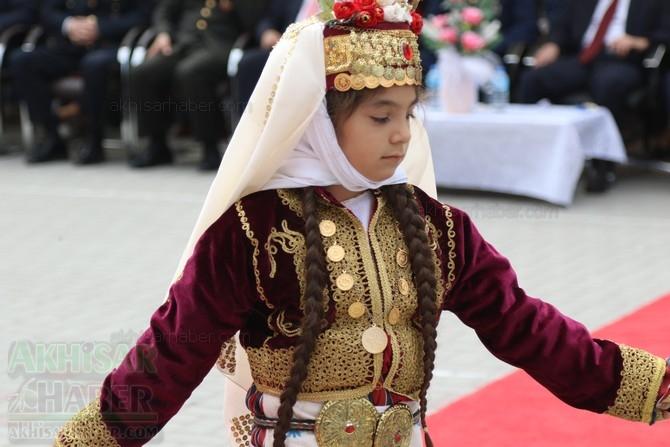 Akhisar'da 23 Nisan Çocuk Bayramı'nın 96.Yıl Kutlama Programı 80