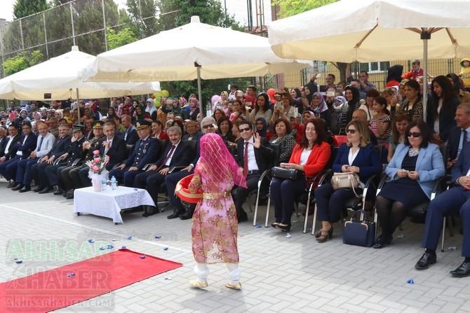 Akhisar'da 23 Nisan Çocuk Bayramı'nın 96.Yıl Kutlama Programı 84
