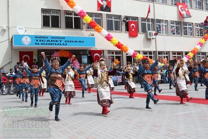Akhisar'da 23 Nisan Çocuk Bayramı'nın 96.Yıl Kutlama Programı 87