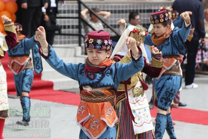 Akhisar'da 23 Nisan Çocuk Bayramı'nın 96.Yıl Kutlama Programı 91