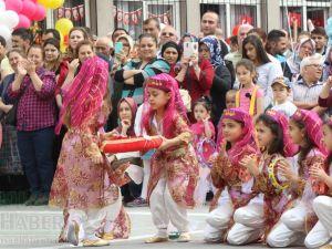 Akhisar'da 23 Nisan Çocuk Bayramı'nın 96.Yıl Kutlama Programı