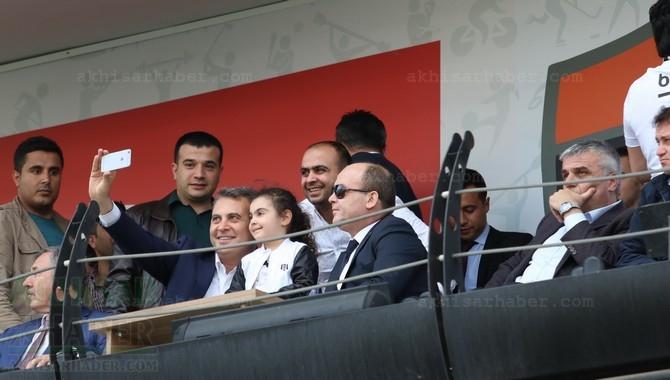 Akhisar Belediyespor, Beşiktaş Maçı Hikayesi galerisi resim 1