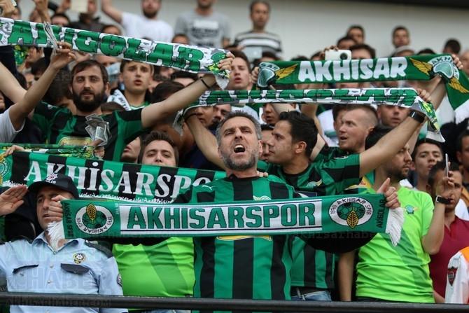 Akhisar Belediyespor, Beşiktaş Maçı Hikayesi 11