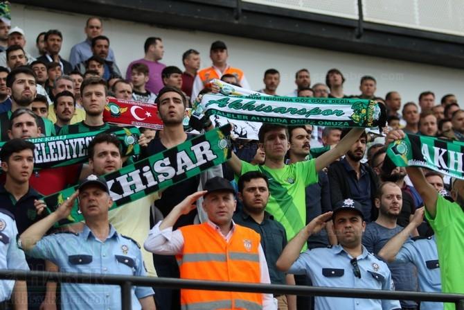 Akhisar Belediyespor, Beşiktaş Maçı Hikayesi 17