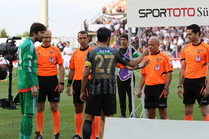 Akhisar Belediyespor, Beşiktaş Maçı Hikayesi 18
