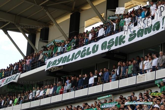 Akhisar Belediyespor, Beşiktaş Maçı Hikayesi 19