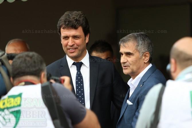 Akhisar Belediyespor, Beşiktaş Maçı Hikayesi 2