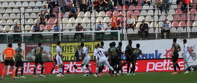 Akhisar Belediyespor, Beşiktaş Maçı Hikayesi 23