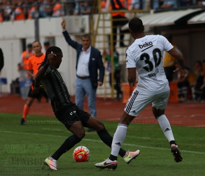 Akhisar Belediyespor, Beşiktaş Maçı Hikayesi 25