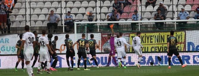 Akhisar Belediyespor, Beşiktaş Maçı Hikayesi 28