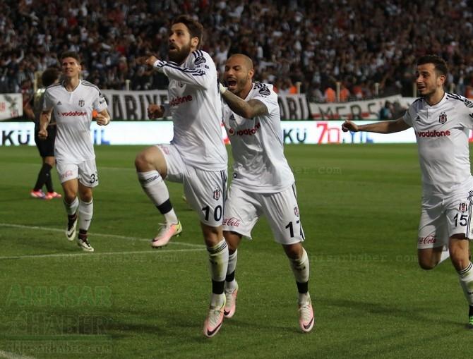 Akhisar Belediyespor, Beşiktaş Maçı Hikayesi 47