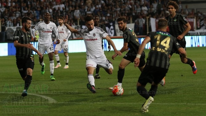Akhisar Belediyespor, Beşiktaş Maçı Hikayesi 50