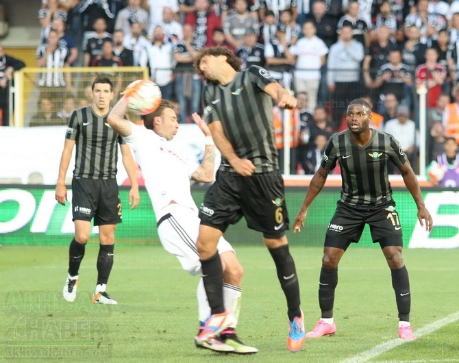 Akhisar Belediyespor, Beşiktaş Maçı Hikayesi 57