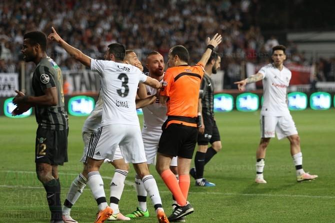 Akhisar Belediyespor, Beşiktaş Maçı Hikayesi 59
