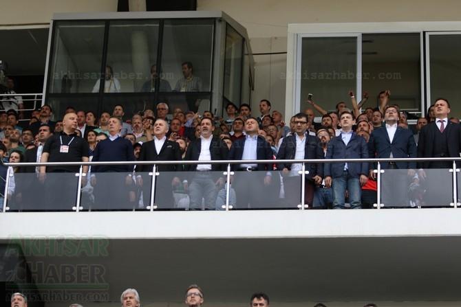 Akhisar Belediyespor, Beşiktaş Maçı Hikayesi 6