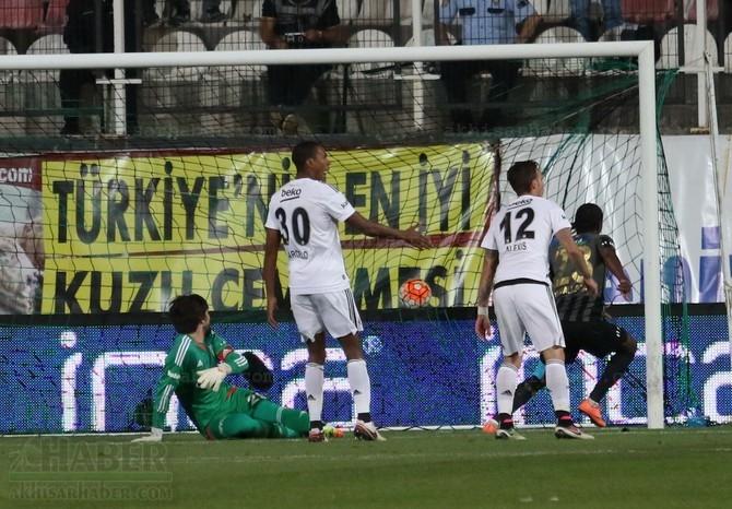 Akhisar Belediyespor, Beşiktaş Maçı Hikayesi 62