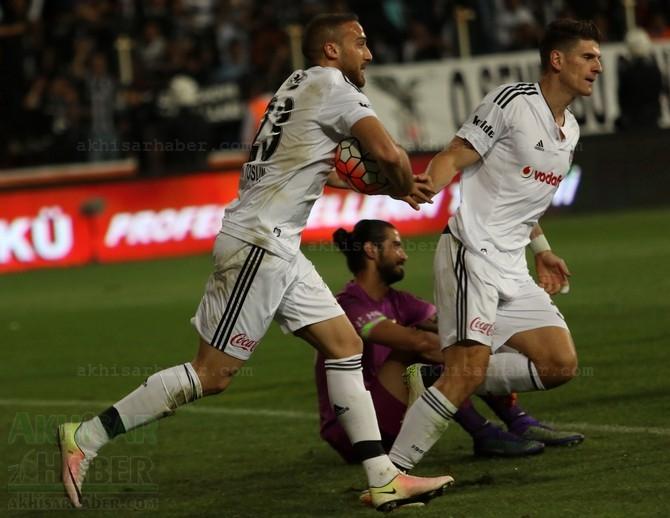 Akhisar Belediyespor, Beşiktaş Maçı Hikayesi 63