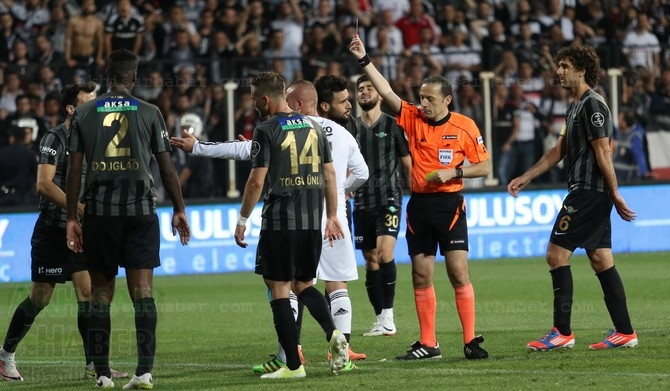 Akhisar Belediyespor, Beşiktaş Maçı Hikayesi 64
