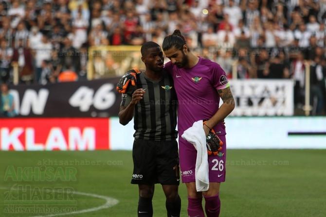 Akhisar Belediyespor, Beşiktaş Maçı Hikayesi 7