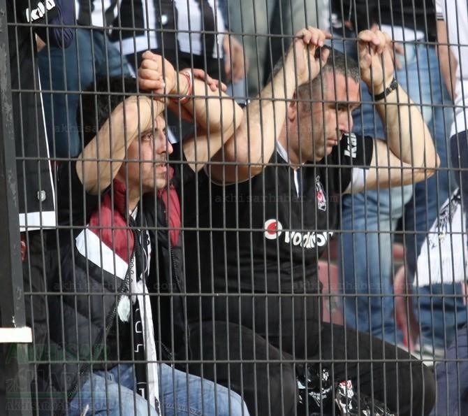 Akhisar Belediyespor, Beşiktaş Maçı Hikayesi 70