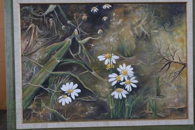 Gülsüm Kaya Resim Atölyesi Sergisi Açıldı 37