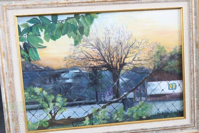 Gülsüm Kaya Resim Atölyesi Sergisi Açıldı galerisi resim 39