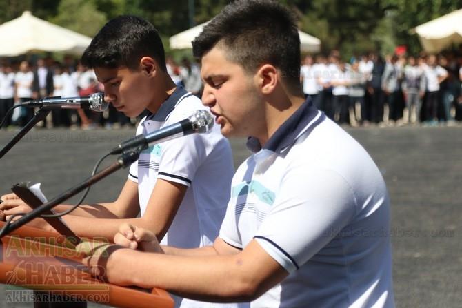Akhisar'da 19 Mayıs Atatürk'ü Anma, Gençlik ve Spor Bayramı 97 1