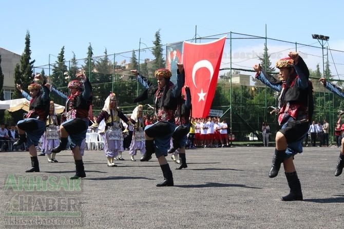 Akhisar'da 19 Mayıs Atatürk'ü Anma, Gençlik ve Spor Bayramı 97 12