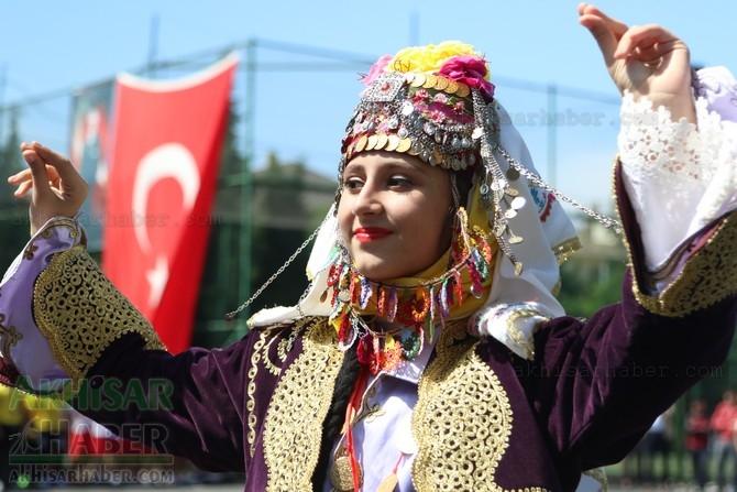 Akhisar'da 19 Mayıs Atatürk'ü Anma, Gençlik ve Spor Bayramı 97 14
