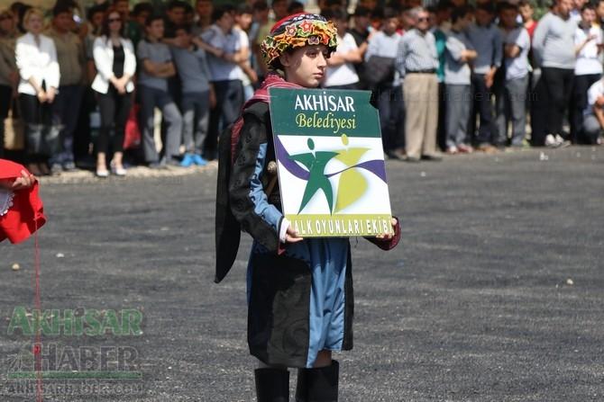 Akhisar'da 19 Mayıs Atatürk'ü Anma, Gençlik ve Spor Bayramı 97 galerisi resim 16