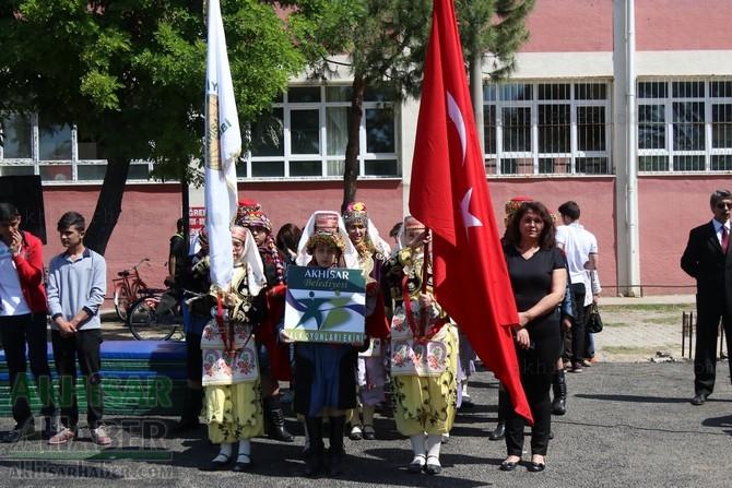 Akhisar'da 19 Mayıs Atatürk'ü Anma, Gençlik ve Spor Bayramı 97 18