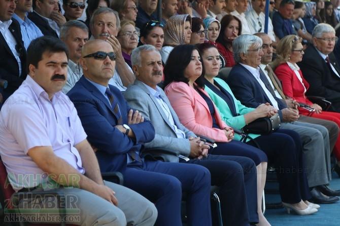 Akhisar'da 19 Mayıs Atatürk'ü Anma, Gençlik ve Spor Bayramı 97 2