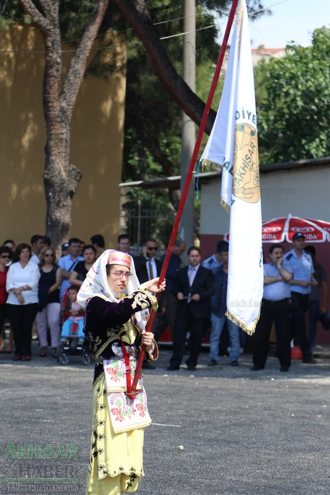 Akhisar'da 19 Mayıs Atatürk'ü Anma, Gençlik ve Spor Bayramı 97 galerisi resim 20