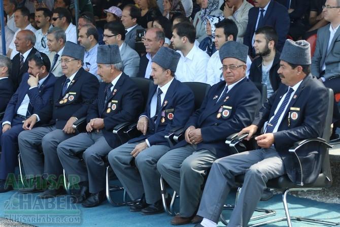 Akhisar'da 19 Mayıs Atatürk'ü Anma, Gençlik ve Spor Bayramı 97 23