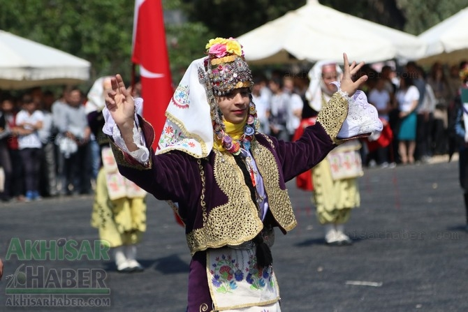 Akhisar'da 19 Mayıs Atatürk'ü Anma, Gençlik ve Spor Bayramı 97 24