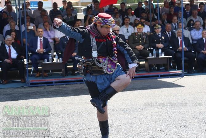 Akhisar'da 19 Mayıs Atatürk'ü Anma, Gençlik ve Spor Bayramı 97 31
