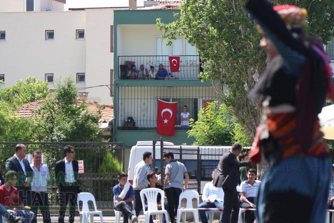 Akhisar'da 19 Mayıs Atatürk'ü Anma, Gençlik ve Spor Bayramı 97 32