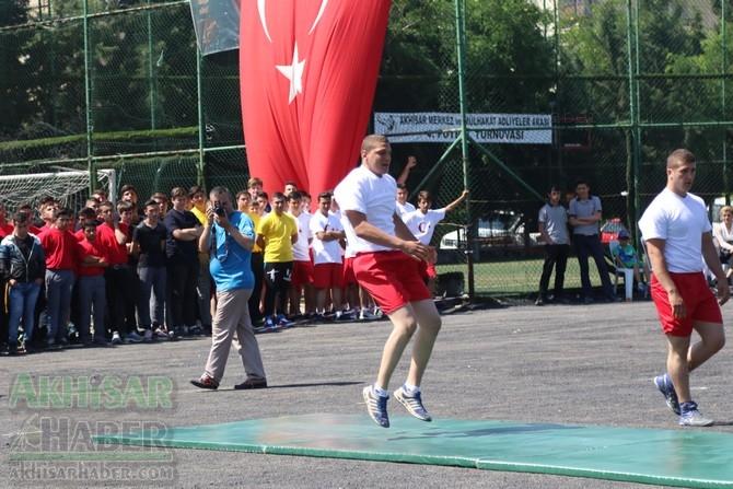 Akhisar'da 19 Mayıs Atatürk'ü Anma, Gençlik ve Spor Bayramı 97 35