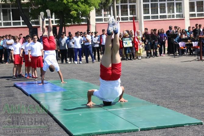Akhisar'da 19 Mayıs Atatürk'ü Anma, Gençlik ve Spor Bayramı 97 37