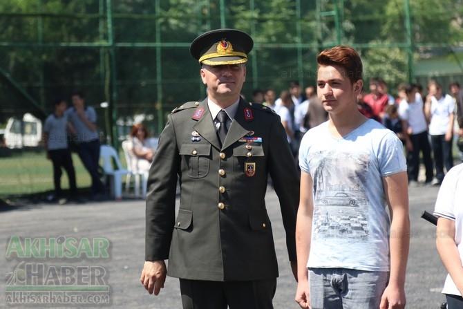 Akhisar'da 19 Mayıs Atatürk'ü Anma, Gençlik ve Spor Bayramı 97 38